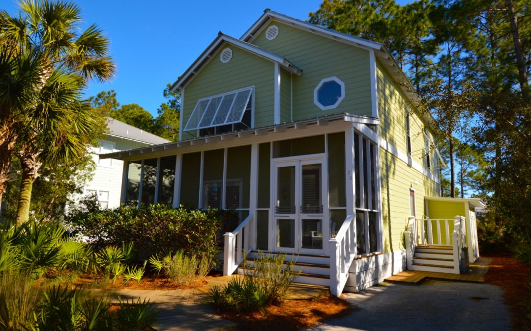 Introducing Our Newest Seagrove Beach Property: Beach Song