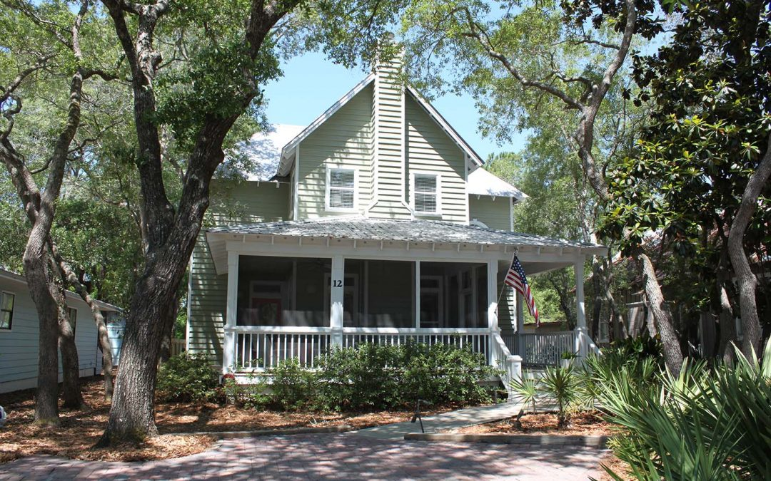 Check out 12 Magnolia Street in Grayton Beach!