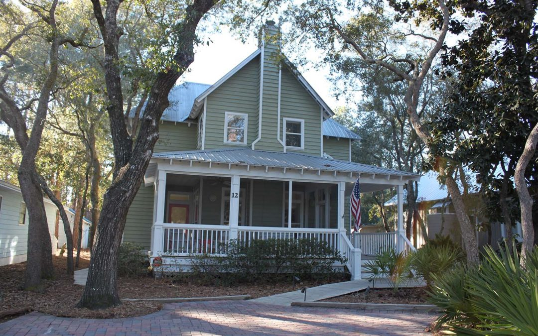 Chill Out at 12 Magnolia in Grayton Beach