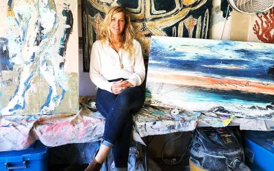Meet Local Artist Allison Wickey