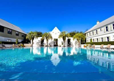 Gulf and Green Cottage + Carriage - Rosemary Beach Vacation Home - Florida